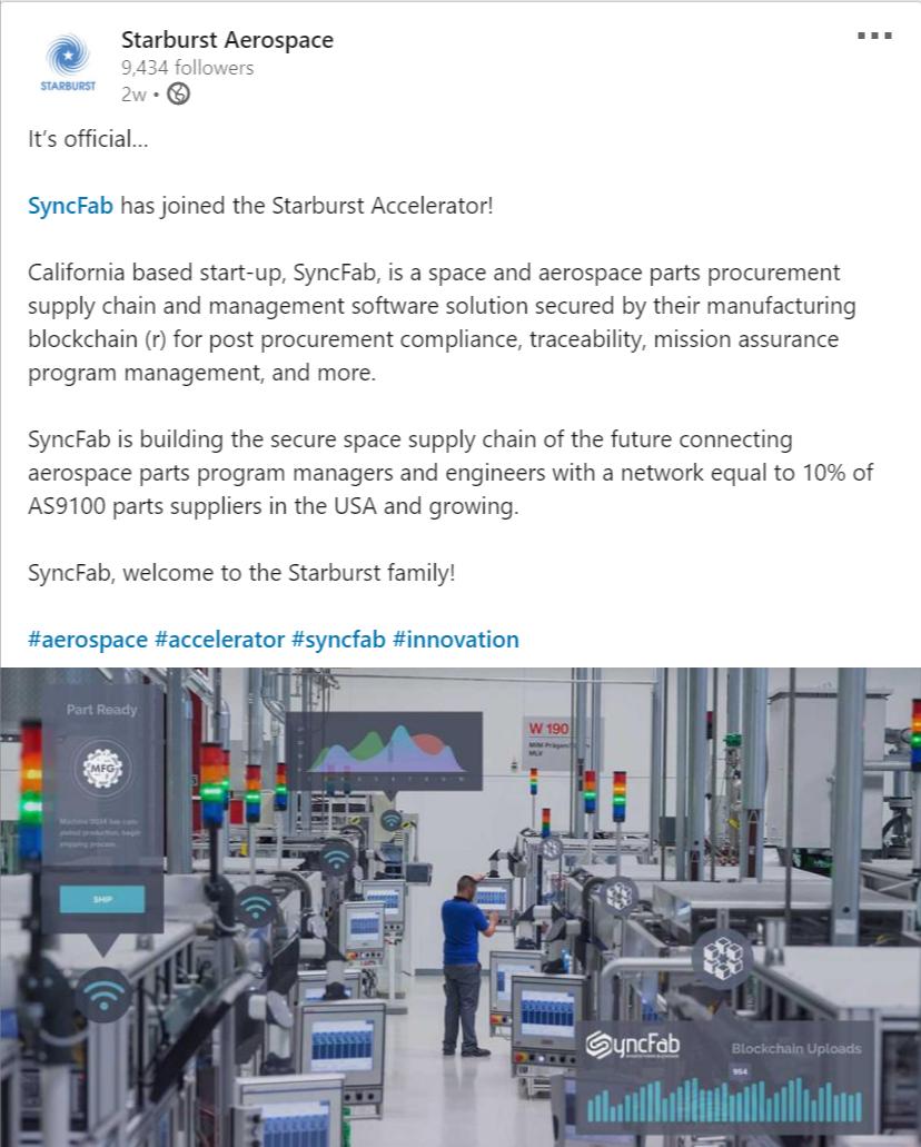 syncfab-starburst-aerospace-accelerator