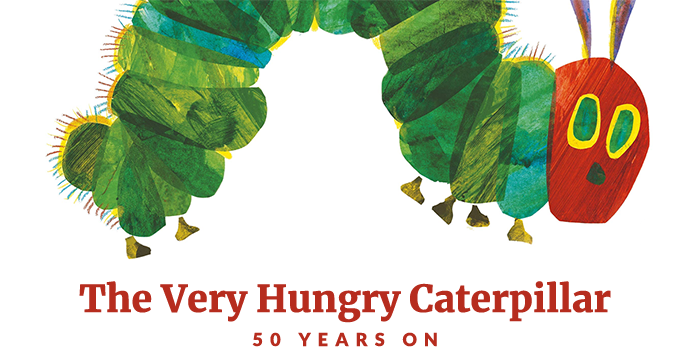 the very hungry caterpillar turns 50