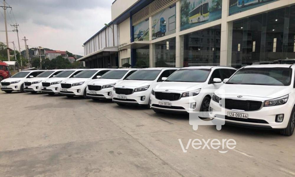 Xe Long Thịnh từ Hà Nội đi Lạng Sơn