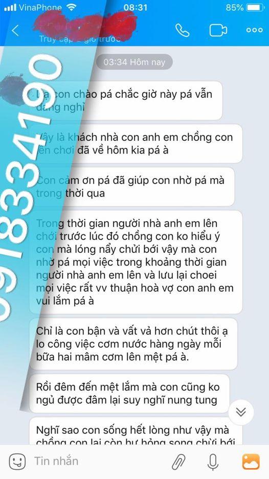1. Thị trường bùa yêu sôi động ở Tiền Giang