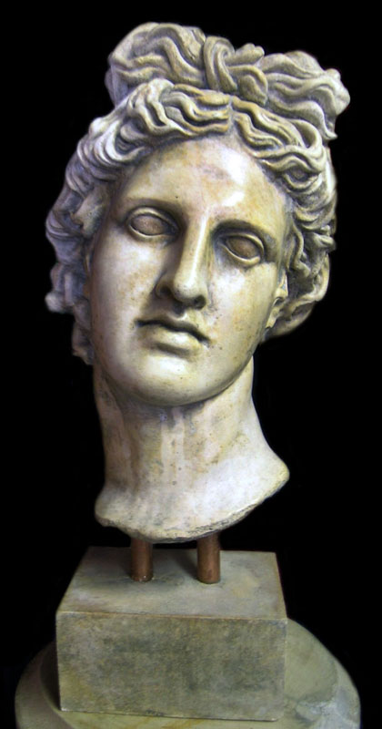 Greek Influence On Roman Sculpture
