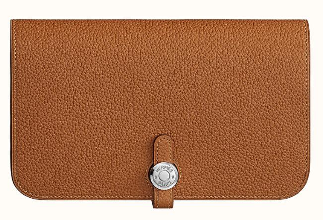 8. กระเป๋าสตางค์แบรนด์ Hermes
