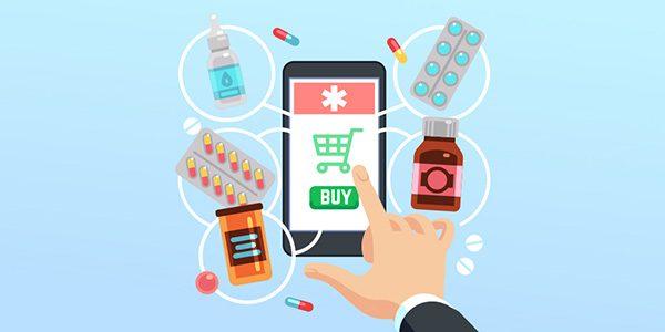 Ứng dụng mua thuốc online