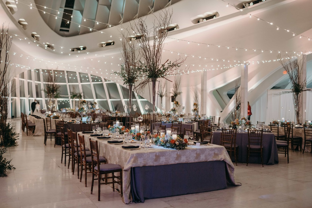 A Milwaukee, WI event venue picked by Events to a T wedding planners.