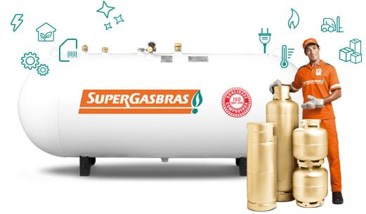 Resultado de imagem para Supergasbrás