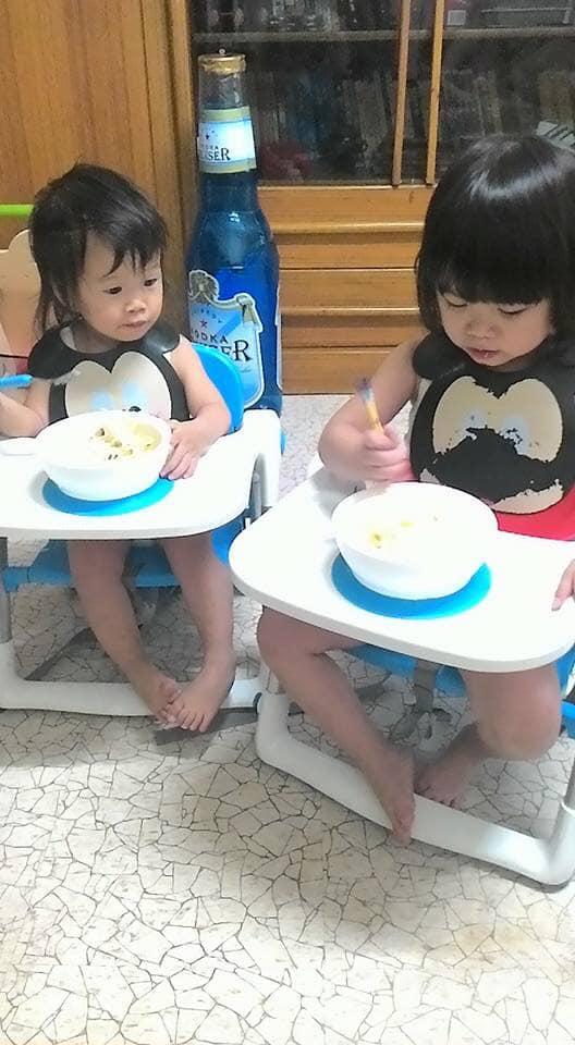 可攜式嬰兒餐椅