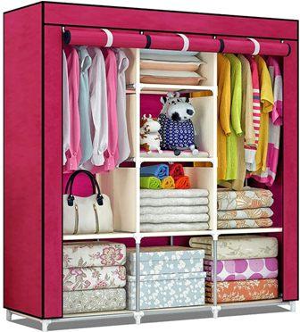 shopper 52 Foldable Wardrobe