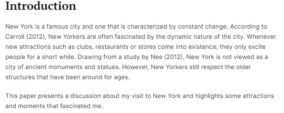 IvyPanda essay example