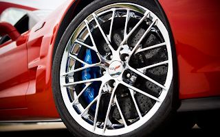 Corvette ZR-1 Wheels