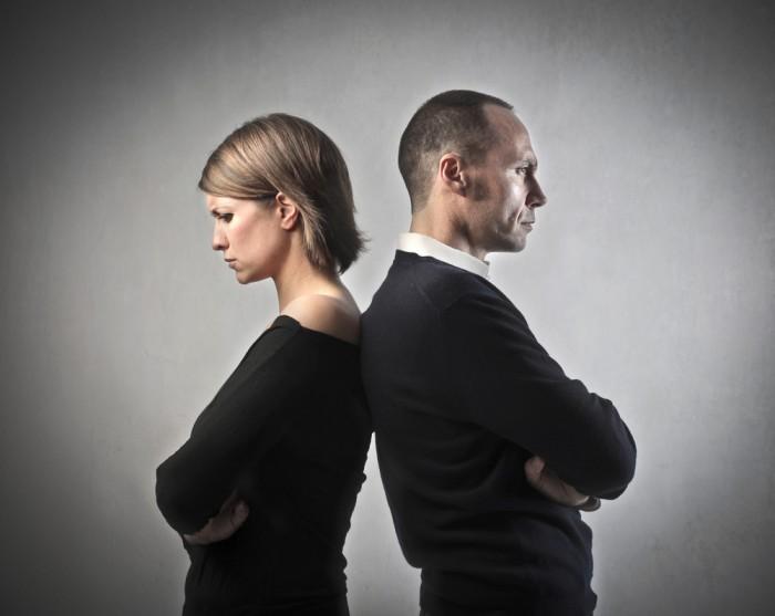 Женщина и мужчина - проблемы в отношениях