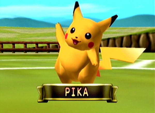 Pikachu nổi tiếng
