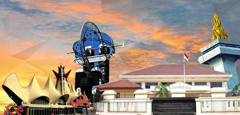 Wilayah Kerja Kantor Regional V BKN Jakarta