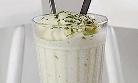 Milk Shake de Limão