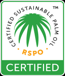 Certified sustainable palm oil logo