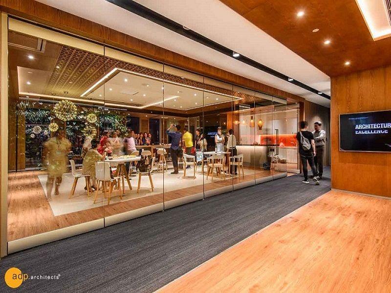 tiêu chí đánh giá nội thất văn phòng đẹp của ADP-architects