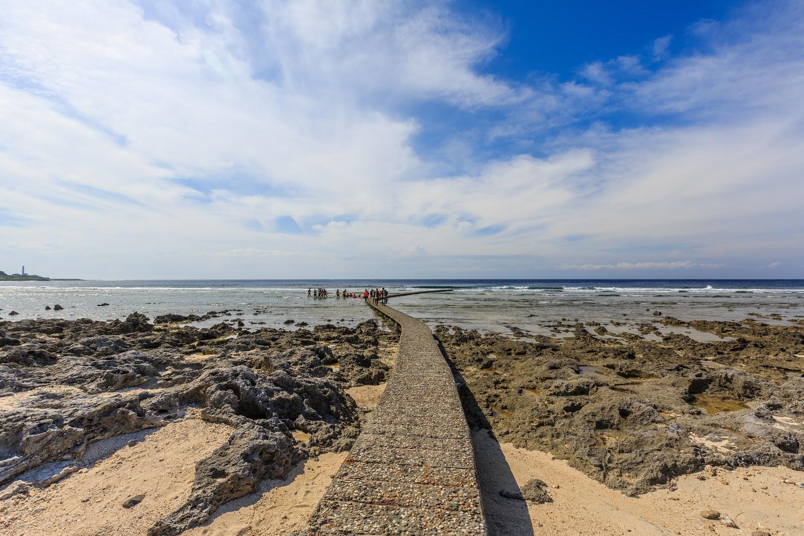 綠島柴口潛水區潛水步道