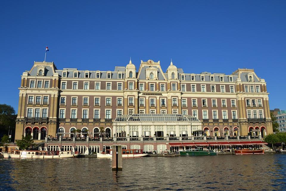 Amsterdam, Amstel Hotel, Amstel Amsterdam