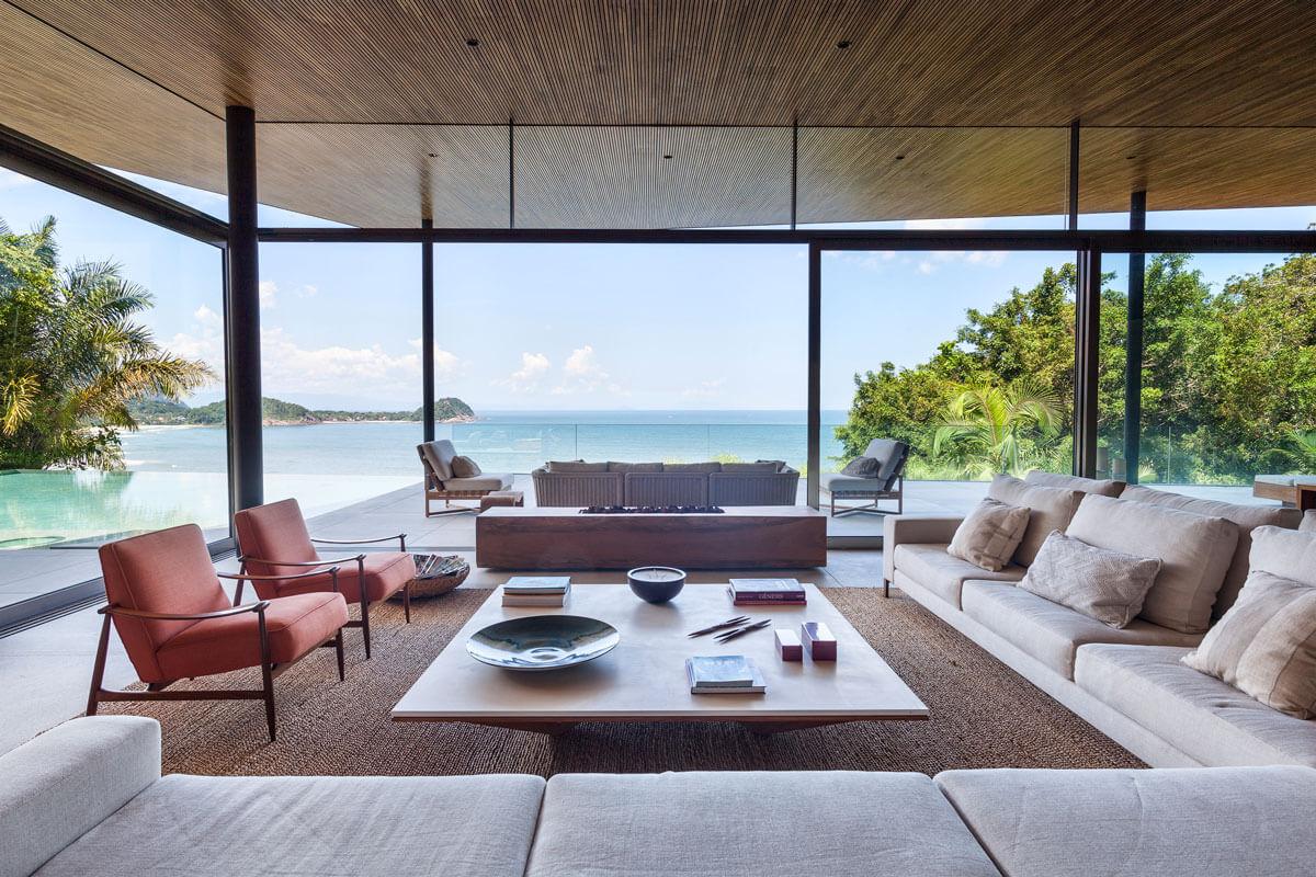 Casa Delta designed by Bernardes Arquitetura | Source: bernardesarq.com.br