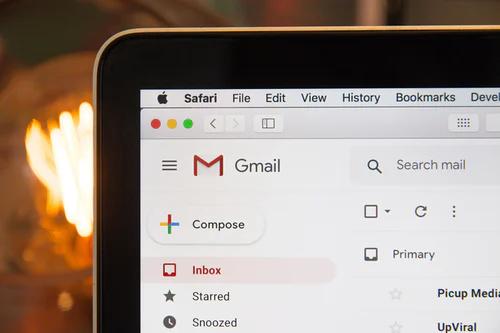 gmail account dashboard