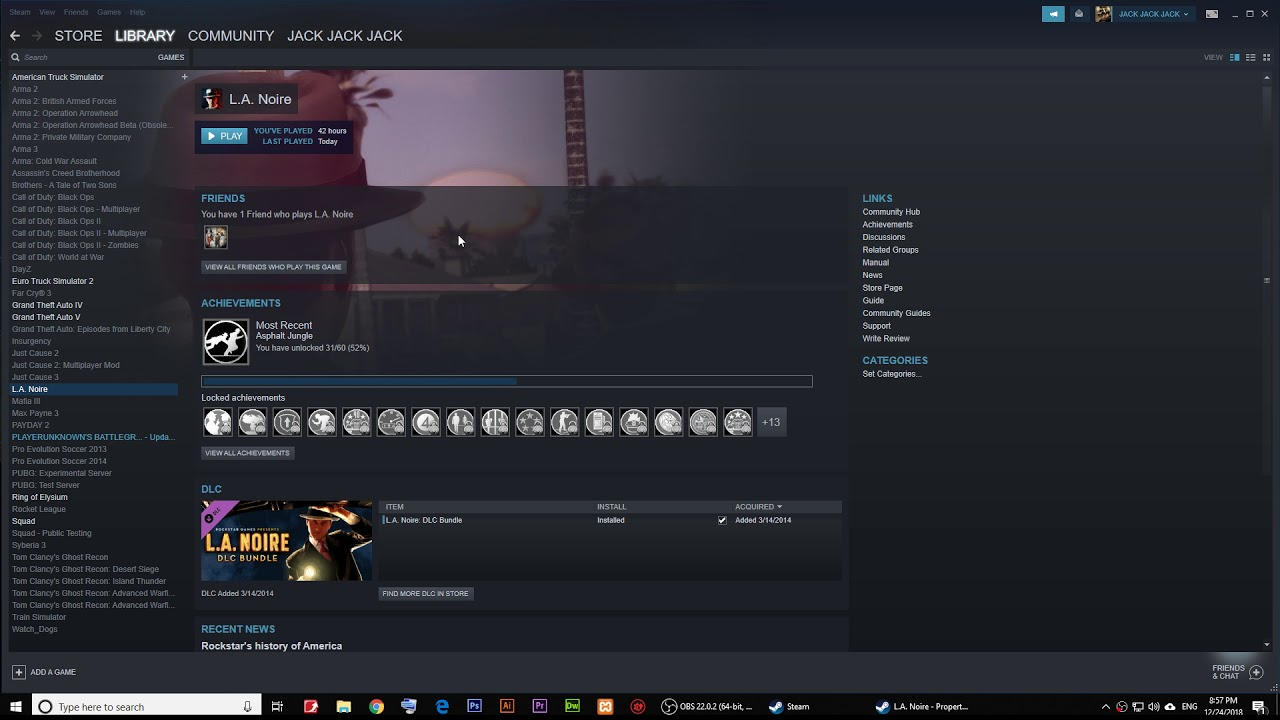 ข่าวใหญ่สะเทือนวงการ Steam ประกาศอัพเดทครั้งใหญ่หลังมีอายุครบ 18 ปี2