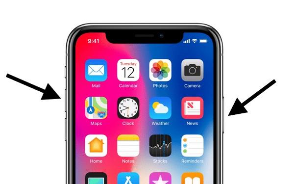 Hướng dẫn chụp màn hình iPhone Xs , Xs Max đơn giản nhất