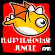Flappy Bird Jungle Run Game