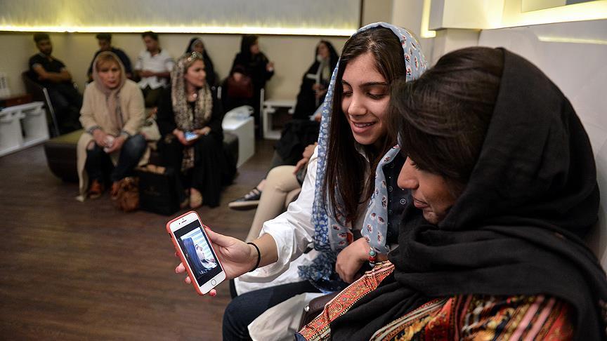 İran'da estetik ameliyatlarda artış