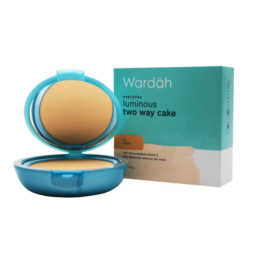 Wardah Everyday Luminous Two Way Cake