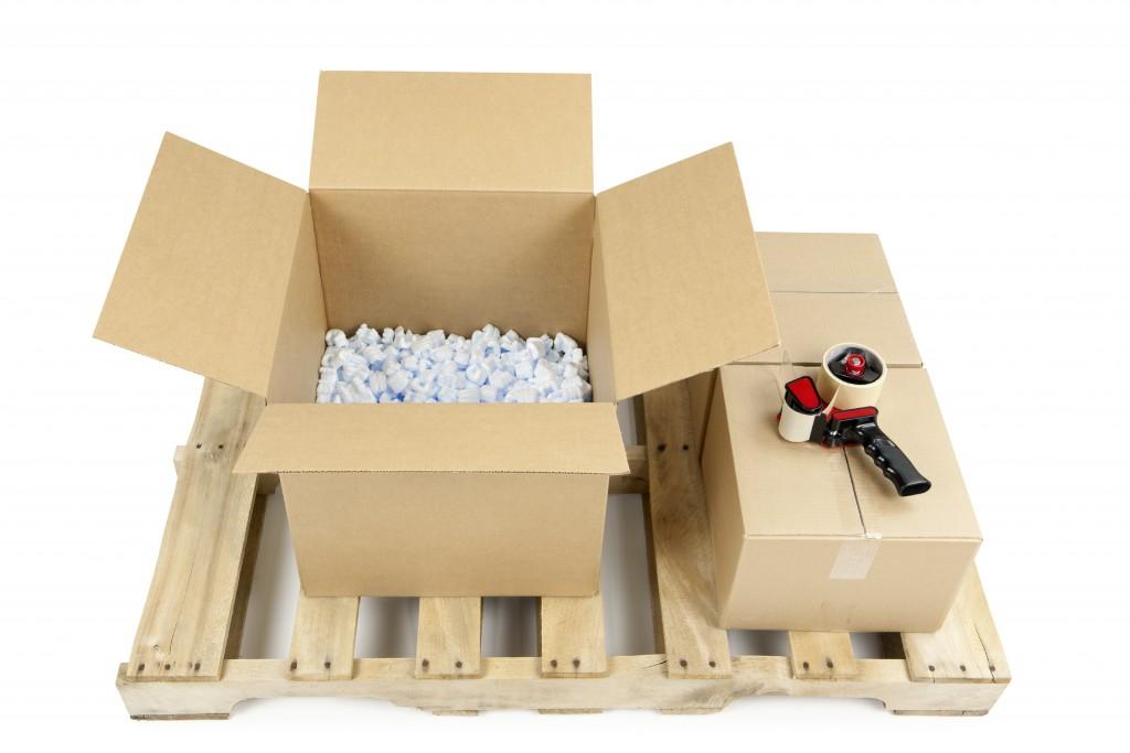 Cách đóng gói hàng điện tử khi chuyển phát nhanh uy tín chất lượng