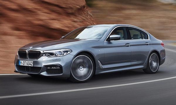 BMW Series 5 จัดว่าเป็นรถประเภท Mid-Size Luxury Car