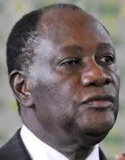 """Résultat de recherche d'images pour """"photos: les différentes expressions de colère du visage de Alassane Ouattara"""""""