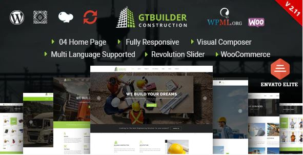 Collection of top WordPress themes