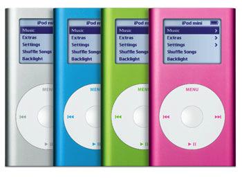 iPod Mini 2nd Gen