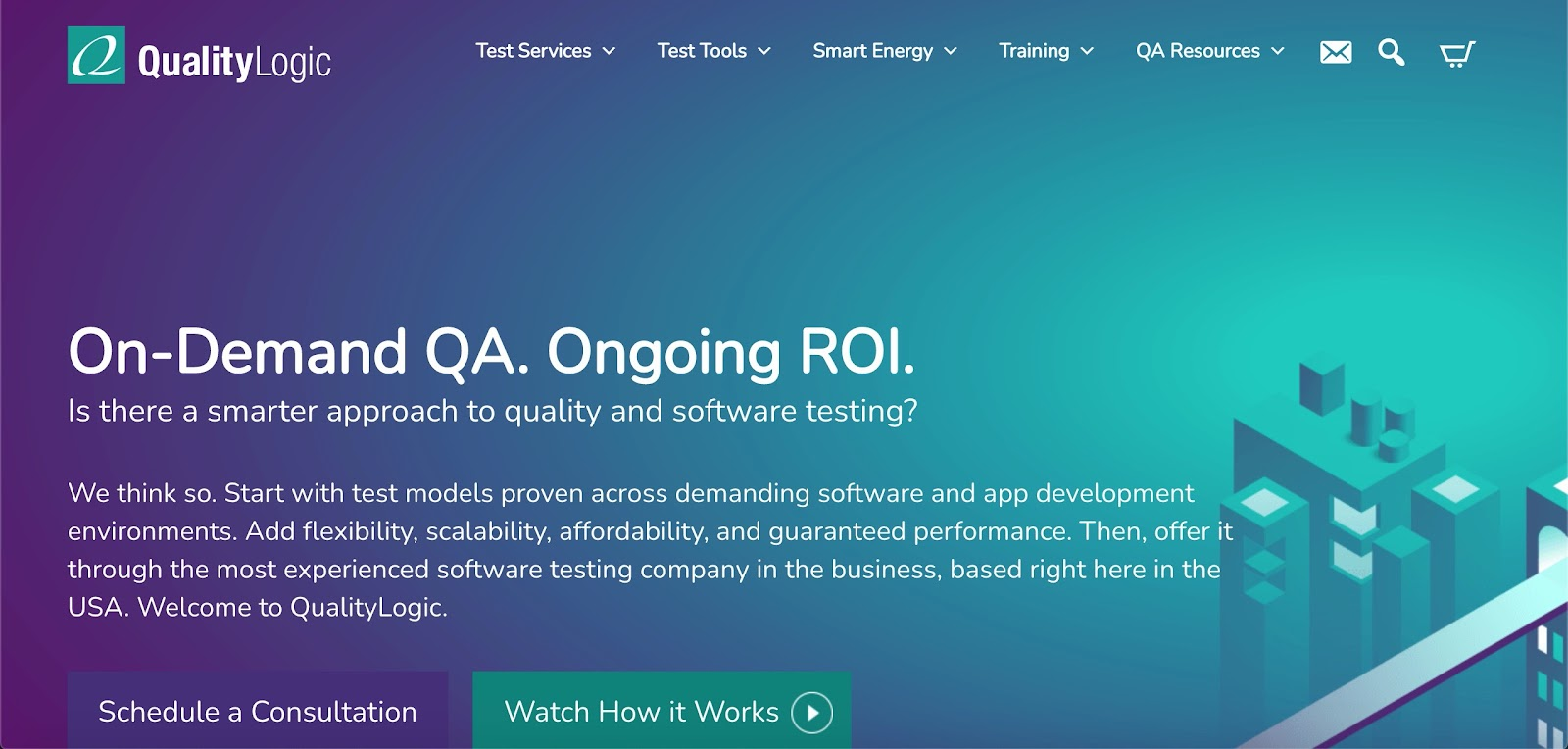 QualityLogic is one of the Software Testing Companies