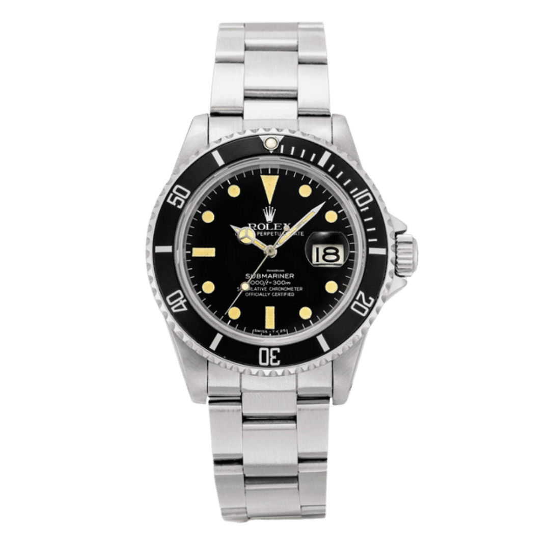 Photo of a Rolex Submariner Date Ref. 16800