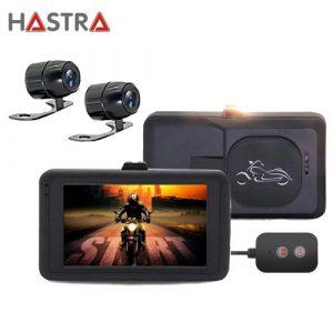 3. Hastra รถจักรยานยนต์กล้องติดรถยนต์ 1080 P ราคา 1,439 บาท