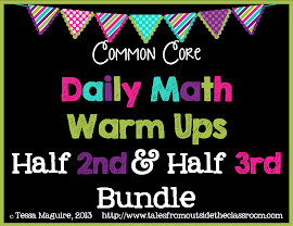 2/3 Math Warm Up Bundle
