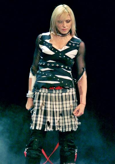 Drowned World Tour « Today In Madonna History