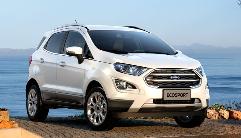 Bạn nên tham khảo giá xe Ecosport tại nhiều đơn vị bán xe ô tô