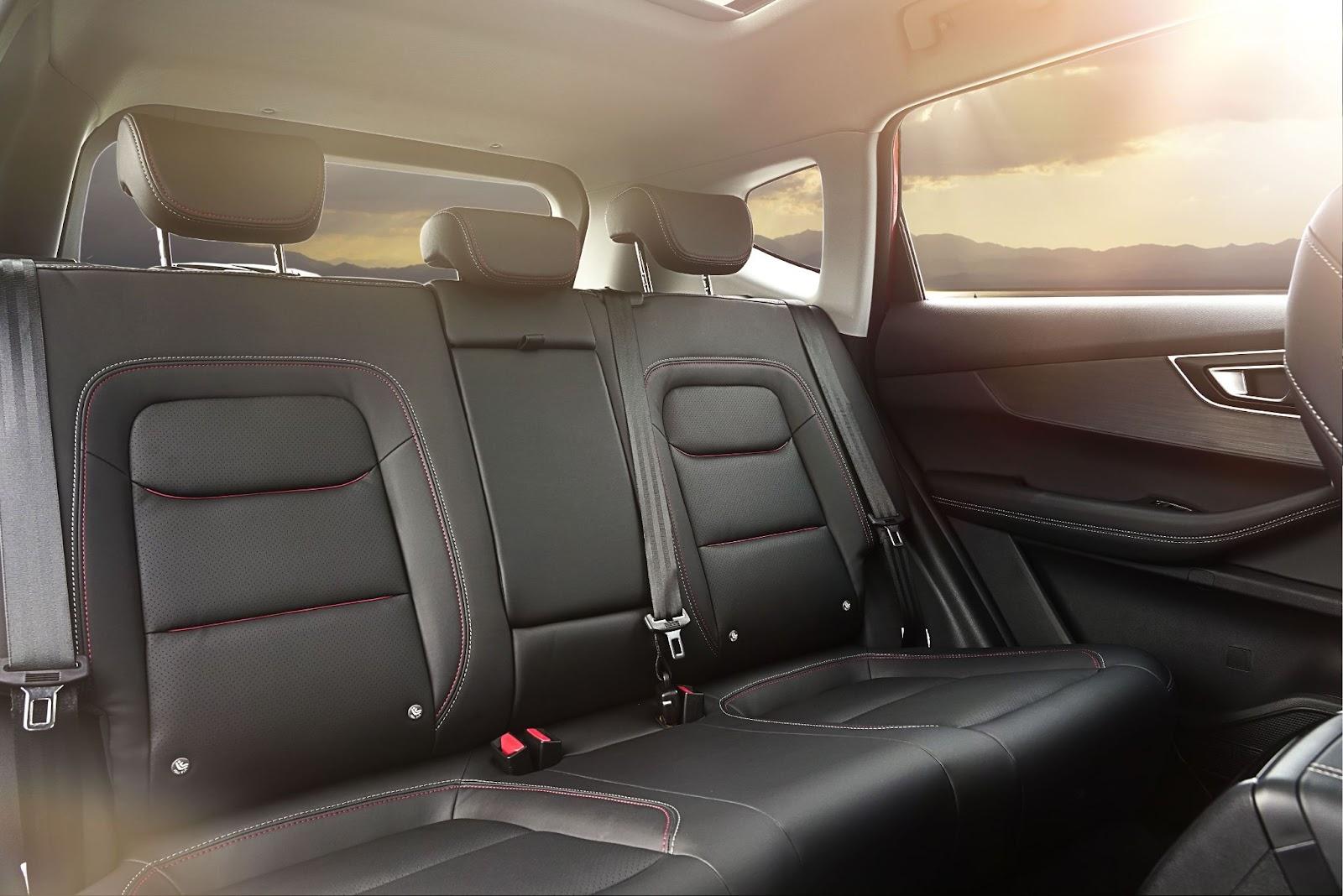Chery Tiggo 7 Pro interior
