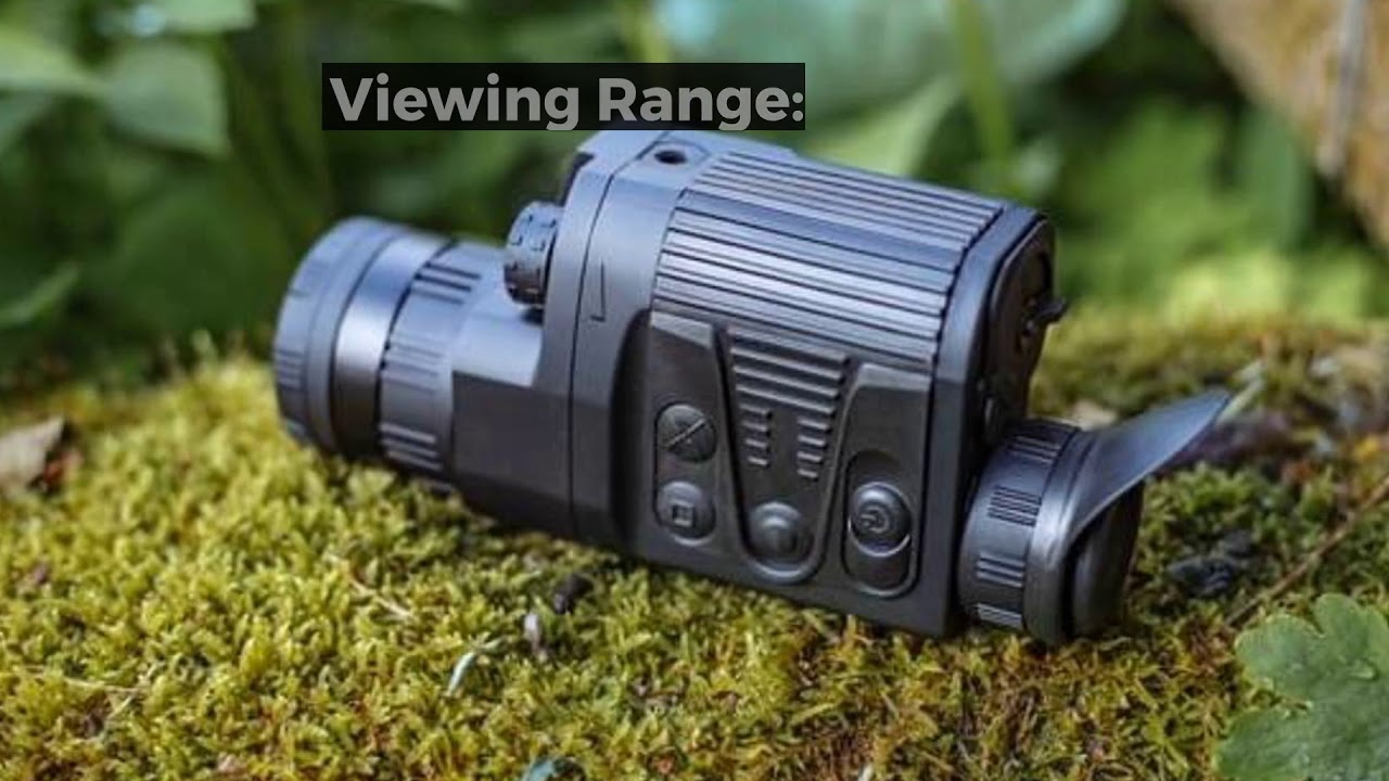 best night vision monocular for hunting