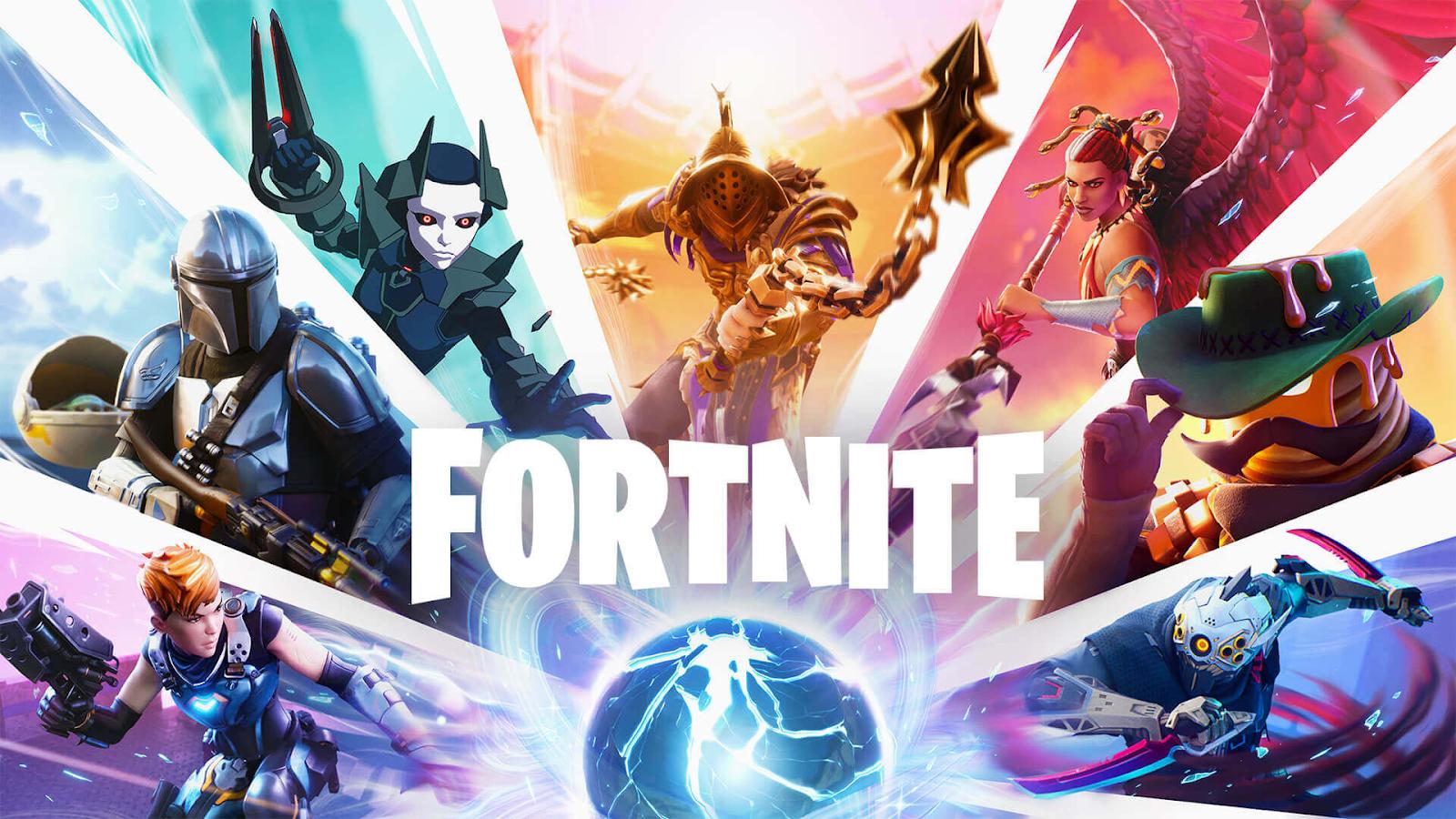 Tính thẩm mỹ của game Fortnite cao