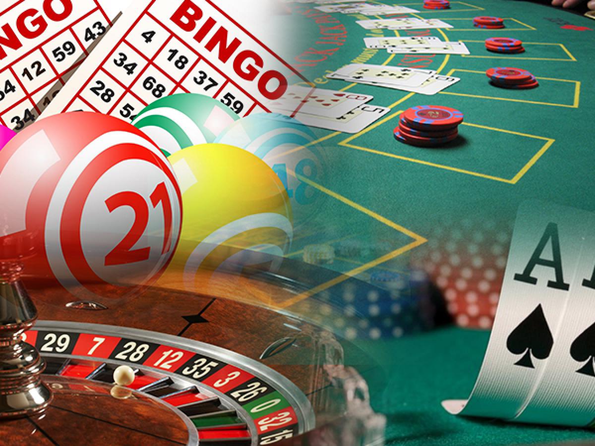 Jenis Perjudian - Membandingkan Game Kasino, Taruhan Olahraga, dan Lainnya