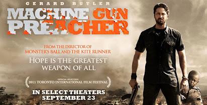 Machine Gun Preacher Dual Audio Hindi