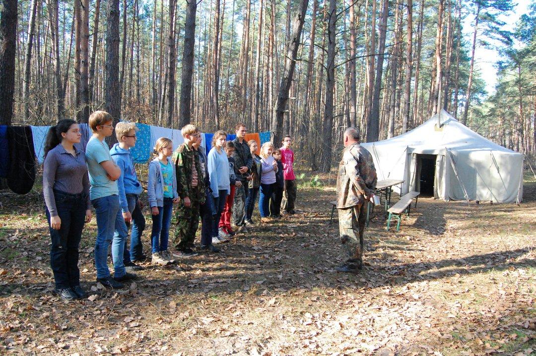 Навчальний табір київського клубу