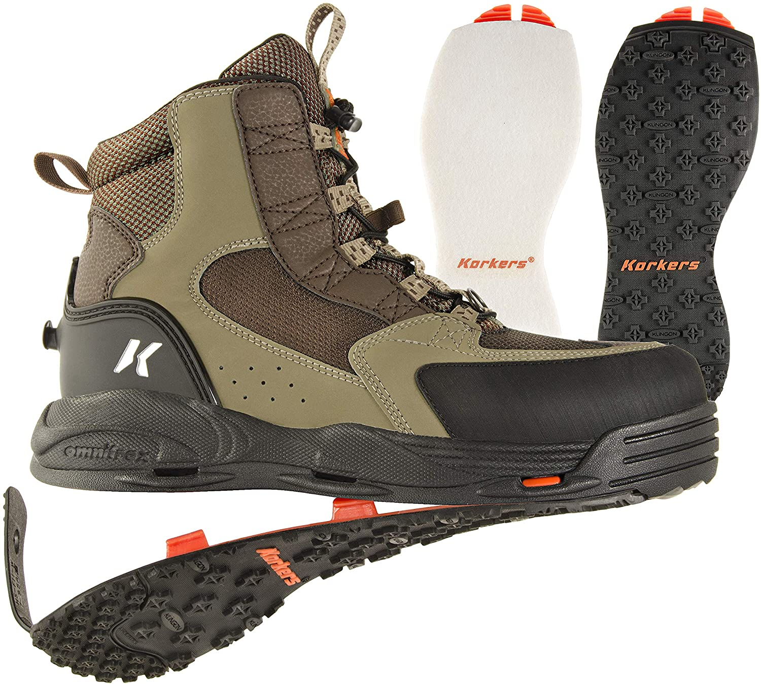 Korkers Redside Wading Boots review