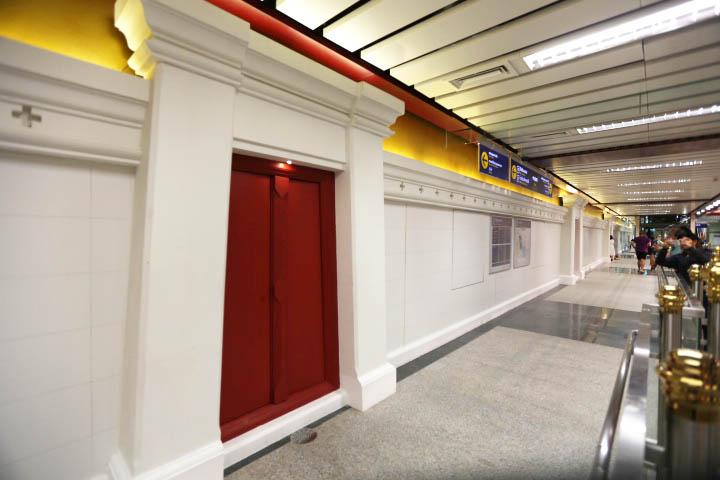 """รู้ก่อนไป >>> """"สถานีสนามไชย"""" MRT สายสีน้ำเงิน - สถานีสวยและอยู่ในทำเลท่องเที่ยวที่ดีที่สุด"""