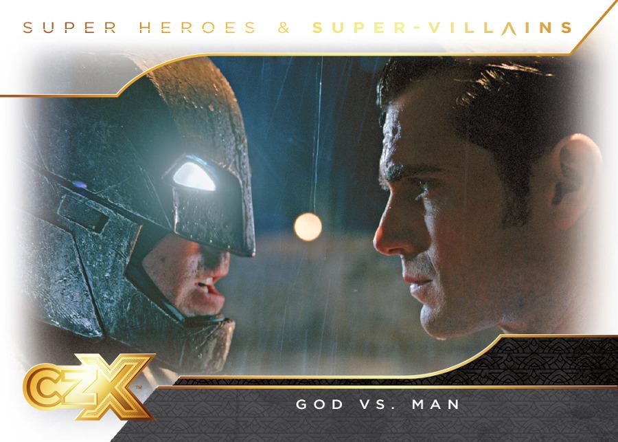 CZX Super Heroes & Super-Villains - Base Set