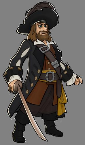 Disney Heroes Battle Mode Hector Barbossa by ZackTv321 on DeviantArt