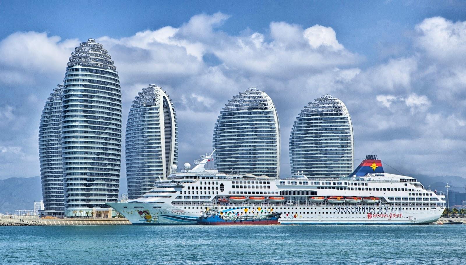 Arbeiten auf einem Cruise Ship - ein Traumjob?